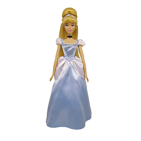 Cinderella Singing Doll