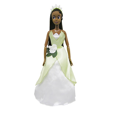 Tiana Singing Doll