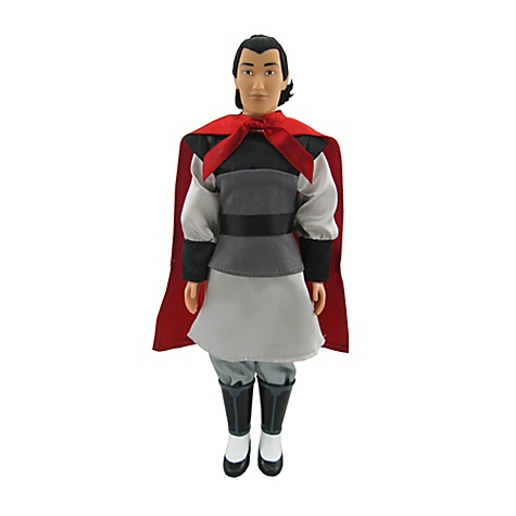 Li Shang Prince Doll