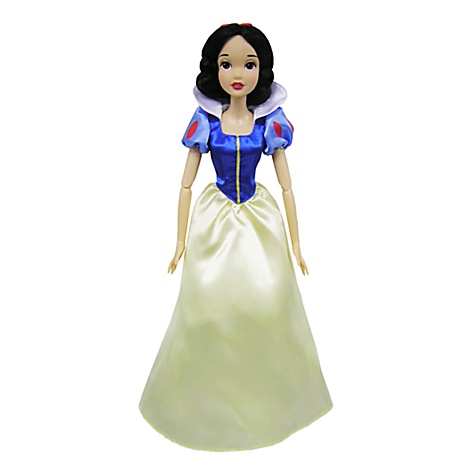 Snow White Singing Doll
