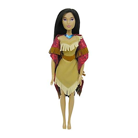 Pocahontas Singing Doll
