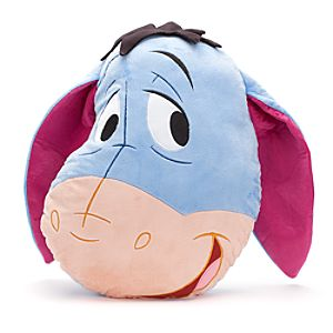 Eeyore Big Face Cushion