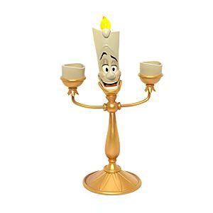 Lumiere Candlestick  Ornament
