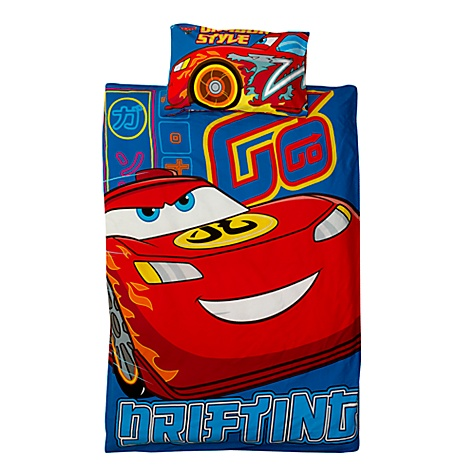 Disney Pixar Cars Bed Set