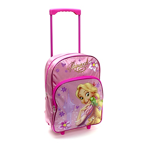 Rapunzel Backpack Trolley